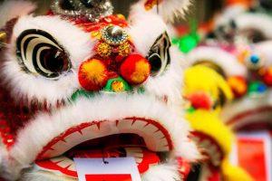 Đón năm mới ở Đài Loan