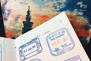 Visa (thị thực) Taiwan